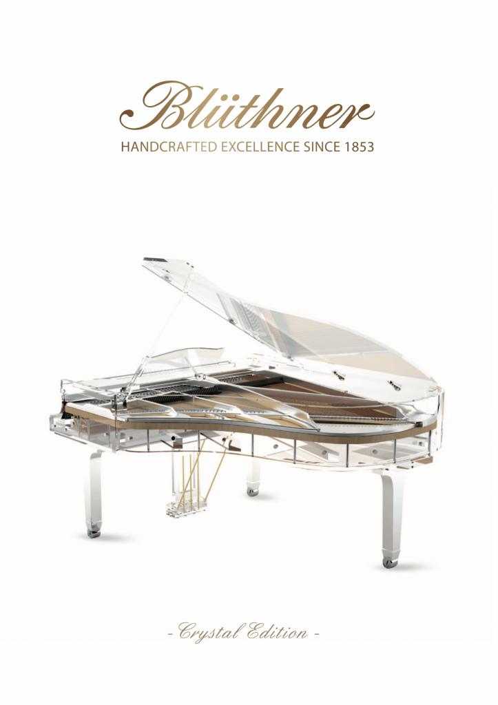 Catalogue Blüthner Crystal